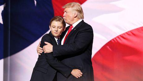 Barron Trump - hon ca mot hoang tu - Anh 1