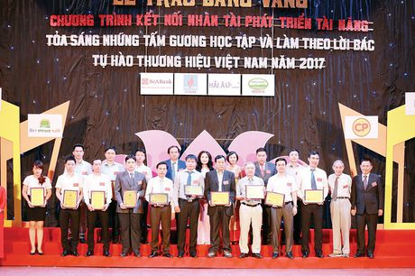 SCB tu hao la 'Don vi phat trien vung manh thoi ky hoi nhap nam 2017' - Anh 1
