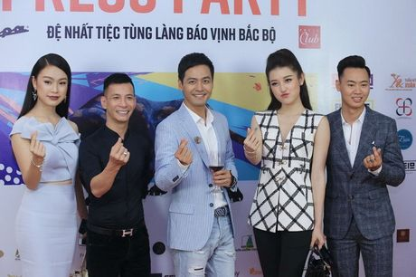 Thu Minh nhay sung het co cung Xuan Bac, Phan Anh - Anh 6