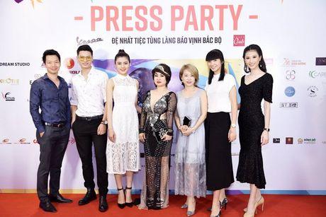 Thu Minh nhay sung het co cung Xuan Bac, Phan Anh - Anh 7