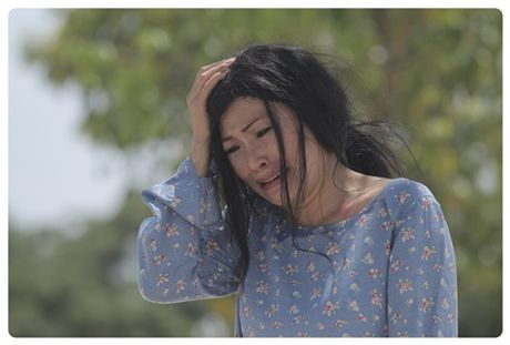 Phuong Thanh dua nan bao hanh gia dinh len phim ngan - Anh 2