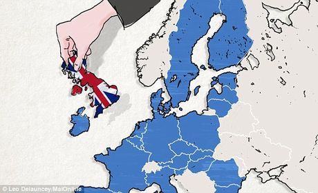Brexit: 5 van de lon Anh va EU phai giai quyet sau 'chia tay' - Anh 1