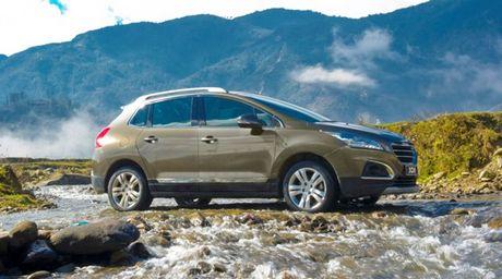 Honda CR-V, Peugeot 3008, Mazda CX-5 dong loat giam gia soc - Anh 1