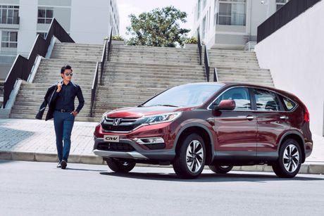 Honda CR-V, Peugeot 3008, Mazda CX-5 dong loat giam gia soc - Anh 2