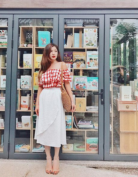Street style ruc ro day mau sac cua sao, hot girl Viet tuan qua - Anh 8