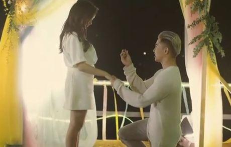 Sao Viet cau hon lang man trong MV ngon tinh - Anh 1