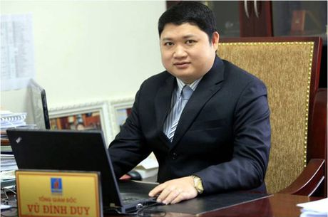 Khoi to nguyen Tong Giam doc PVTEX Vu Dinh Duy - Anh 1