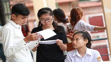 Ky thi THPT Quoc gia 2017: Nhung luu y khi lam bai thi mon to hop - Anh 1