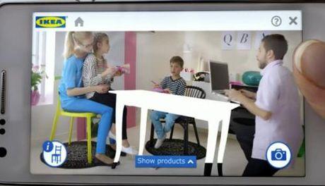 Apple va Ikea se tung ung dung AR giup thu do noi that ao truoc khi mua - Anh 1