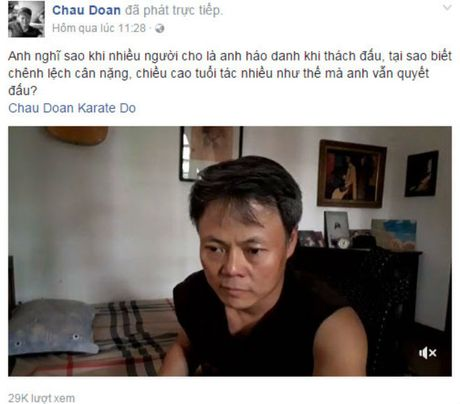 Lo ngay thu hung vo Viet Nam: Karate da Vinh Xuan Quyen - Anh 2