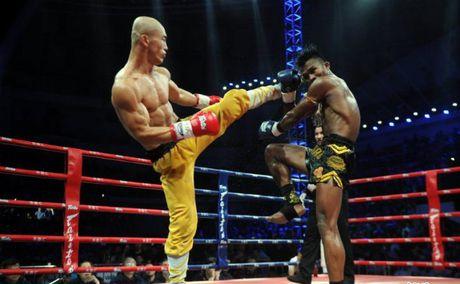 """Kinh dien: """"De nhat Thieu Lam"""" da tay dam so 1 Muay Thai - Anh 1"""