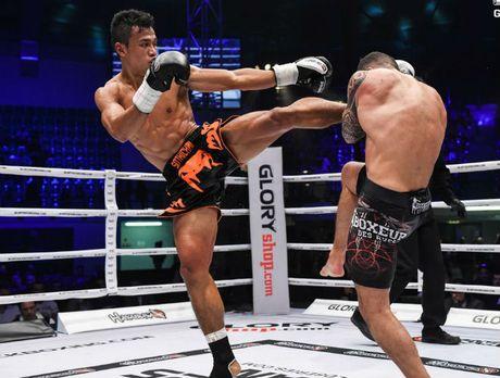 """Kinh dien: """"De nhat Thieu Lam"""" da tay dam so 1 Muay Thai - Anh 2"""