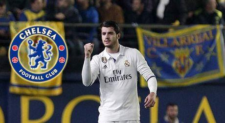 Chelsea tan cong Morata: Chuyen cuop sao bu truoc mui MU - Anh 1