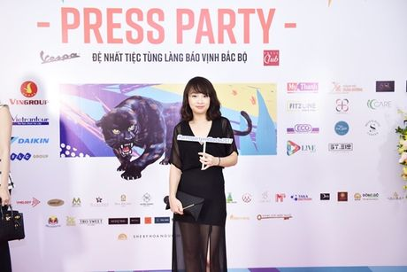 Thu Minh, Xuan Bac, Phan Anh… 'quay' tung bung trong su kien - Anh 10