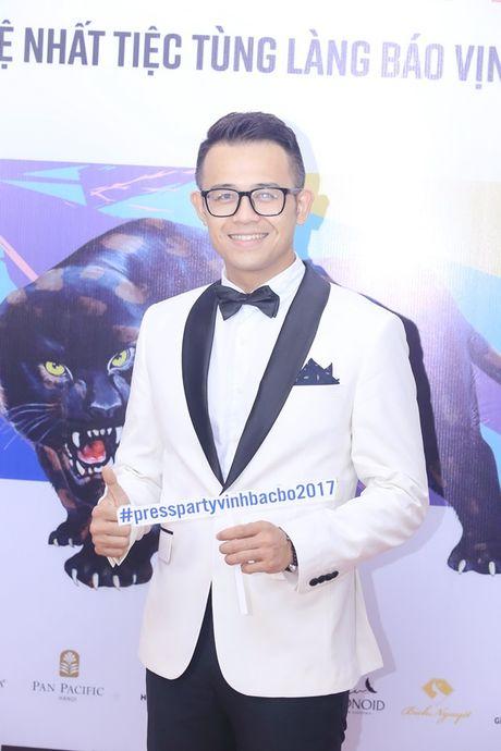 Thu Minh, Xuan Bac, Phan Anh… 'quay' tung bung trong su kien - Anh 11