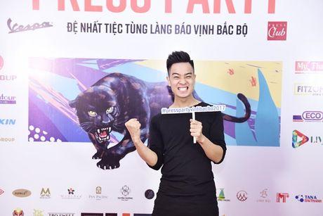 Thu Minh, Xuan Bac, Phan Anh… 'quay' tung bung trong su kien - Anh 12