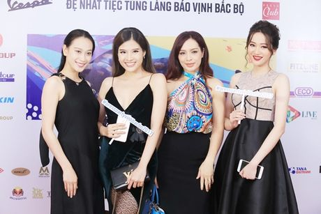 Thu Minh, Xuan Bac, Phan Anh… 'quay' tung bung trong su kien - Anh 5