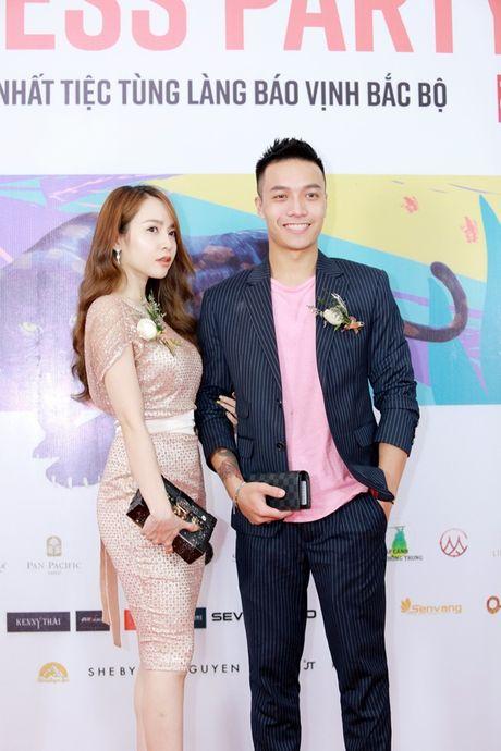 Thu Minh, Xuan Bac, Phan Anh… 'quay' tung bung trong su kien - Anh 7