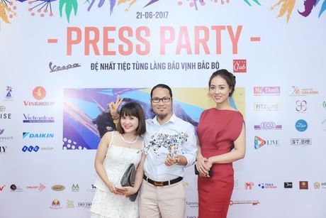 Thu Minh, Xuan Bac, Phan Anh… 'quay' tung bung trong su kien - Anh 8
