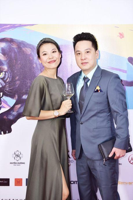 Thu Minh, Xuan Bac, Phan Anh… 'quay' tung bung trong su kien - Anh 9