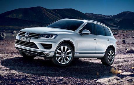 Volkswagen Viet Nam giam gia nhieu dong xe - Anh 1