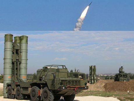 Nga duong S-400, san sang ban ha may bay My tren bau troi Syria - Anh 9
