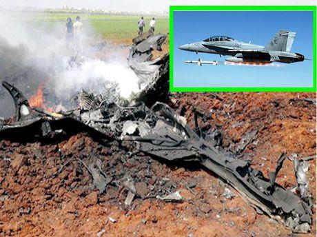 My ban ha Su-22 Syria, Nga-My ngap nghe bo vuc chien tranh - Anh 1