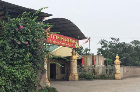 Khoai Chau (Hung Yen): Can xu ly nghiem vi pham lan chiem dat cong tai xa Tu Dan - Anh 2