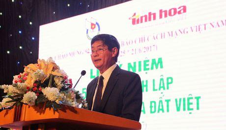 Tap chi Tinh hoa Dat Viet: 5 nam thanh lap va phat trien (2012 – 2017) - Anh 1