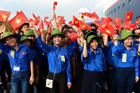 39 tac pham duoc trao Giai thuong Bao chi viet ve cong tac Doan - Anh 1