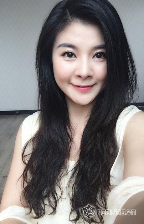 Bat ngo voi nhan sac khong qua photoshop cua dien vien Kim Oanh - Anh 1