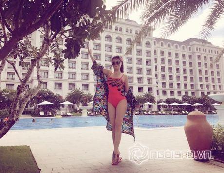 Bat ngo voi nhan sac khong qua photoshop cua dien vien Kim Oanh - Anh 7