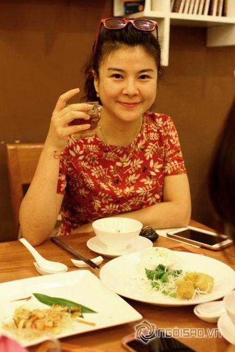 Bat ngo voi nhan sac khong qua photoshop cua dien vien Kim Oanh - Anh 9
