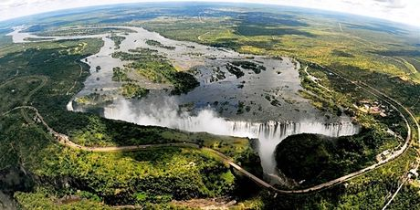 Nam Phi - ve dep doi lap cua quoc gia co 3 thu do - Anh 1