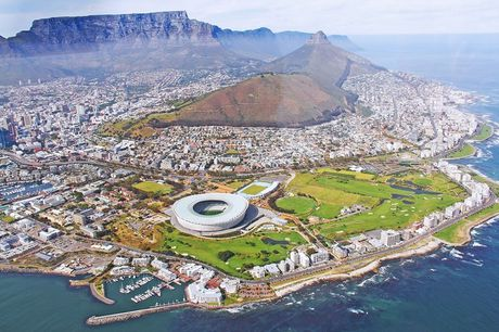 Nam Phi - ve dep doi lap cua quoc gia co 3 thu do - Anh 2