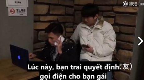Thu nguoi yeu bang tien, chi 10 phut cham chan, chang trai nay se an han ca doi - Anh 9