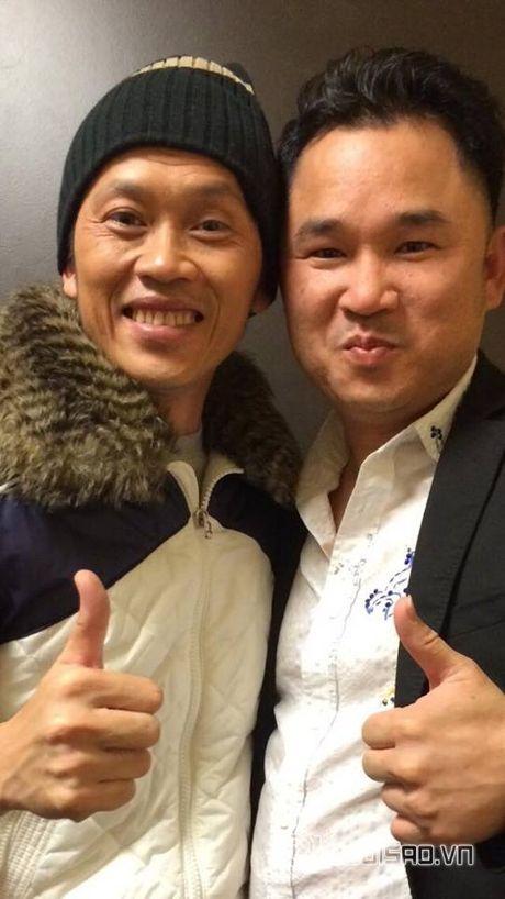 'Ong trum bau show' Qui Ngoc: 'Toi khong thich nghe si goi toi la bau show' - Anh 2