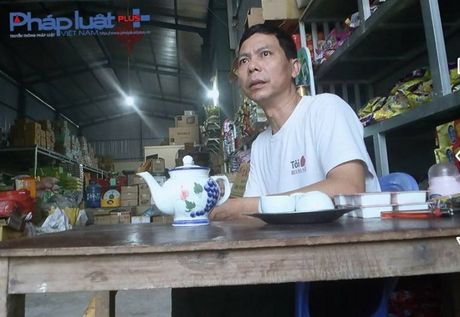 Tuyen Quang: Hai hung xac dong vat va rac thai tren dai lo Tan Trao - Anh 3