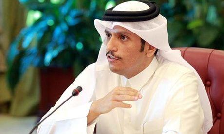 Qatar chi dam phan neu cac nuoc lang gieng bo phong toa - Anh 1