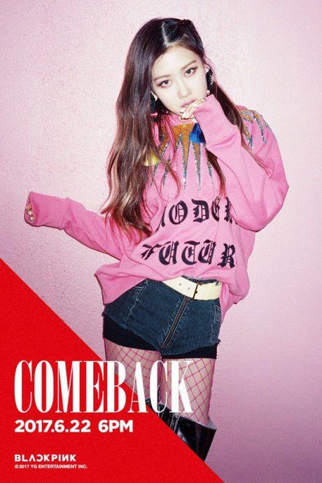Lisa chiem tron 'spotlight' trong 20 giay teaser tro lai cua Black Pink - Anh 4