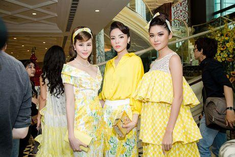 Hoa hau Sella Truong xinh dep dien thoi trang thap nien 70 - Anh 1