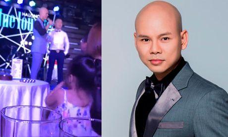 Scandal coi thuong ca si tre: Hoang Bach benh vuc Phan Dinh Tung - Anh 1