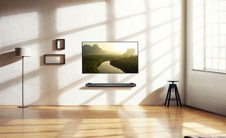 LG dua toan bo dong TV cao cap ve thi truong Viet Nam - Anh 3