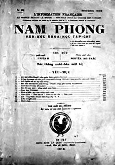 Cay but tien phong dau tranh vi su tien bo cua phu nu - Anh 3