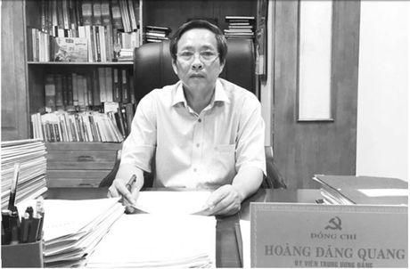 Quang Binh quyet thao diem 'nghen' phat trien - Anh 1