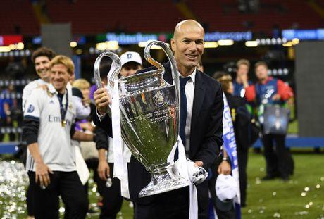 'Zidane la HLV gioi nhat the gioi' - Anh 1