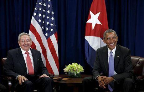 Quyet dinh cua Tong thong Trump ve Cuba can tro kinh doanh cua nguoi My - Anh 1