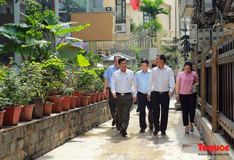 Bo truong Nguyen Ngoc Thien: Can bang loi ich nguoi doc, nguoi viet de phat trien Bao dien tu To Quoc - Anh 1