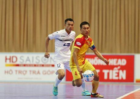 Lo dien nha vo dich Futsal Viet Nam - Anh 1