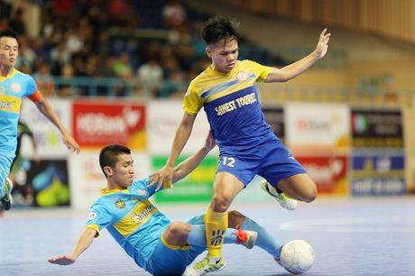 Lo dien nha vo dich Futsal Viet Nam - Anh 2